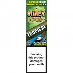 Juicy Hemp Blunt Tropical