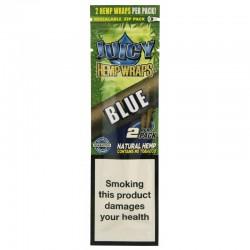 Juicy Hemp Blunt Blue