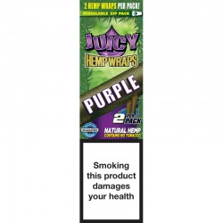Juicy Hemp Blunt Purple