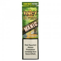 Juicy Hemp Blunt Manic