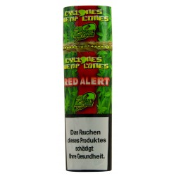Juicy Hemp Cyclones Red Alert
