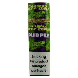Juicy Hemp Cyclones Purple